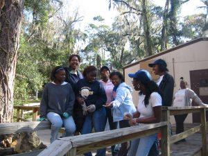 2005 Volunteers (Bartram – Carr Woods)