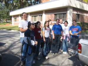 2006 Volunteers (Bartram – Carr Woods)