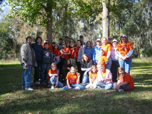 2007 Volunteers (Bartram – Carr Woods)
