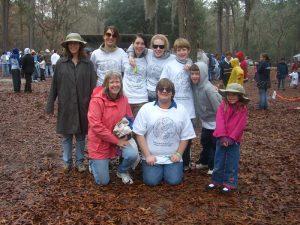 2008 Volunteers (Bartram – Carr Woods)