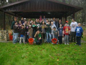 2010 Volunteers (Bartram – Carr Woods)