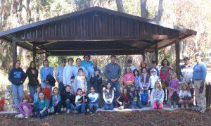 2011 Volunteers (Bartram – Carr Woods)