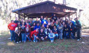 2012 Volunteers (Bartram – Carr Woods)
